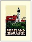 Portland Head Lighthouse - 18x24 Limited Edition Print