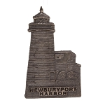 Newburyport Harbor Lighthouse Pin