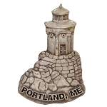 Portland Breakwater Lighthouse Pin