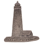 Great Point Lighthouse Pin