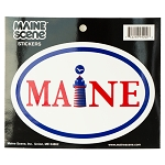 Large Maine Sticker