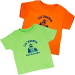 Lil' Keeper Toddler Tee - Owls Head Light