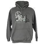 Rockland Breakwater Lighthouse Sweatshirt