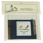 Lighthouse Counted Cross-stitch Kits - Curtis Island Light