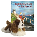 Lighthouse Dog to the Rescue with Plush