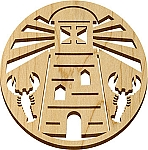 Lighthouse Trivet