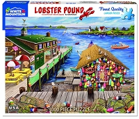 Lobster Pound <br>1000 Piece Puzzle