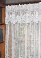 Lighthouse Lace Valance