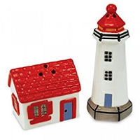 Lighthouse Salt and Pepper Shaker