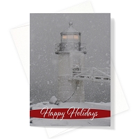 Marshall Point Lighthouse Boxed Holiday Greeting Cards