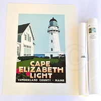 Cape Elizabeth Lighthouse <br>18