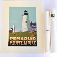 Pemaquid Point Lighthouse <br>18