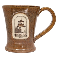 Owls Head Light Voyager Stoneware Mug