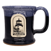 Owls Head Light Executive Stoneware Mug