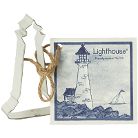 Lighthouse Cookie Cutter