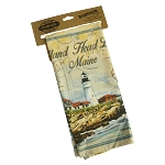 Portland Head Lighthouse Tea Towel