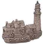 Highland Lighthouse Pin