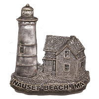 Nauset Lighthouse Pin