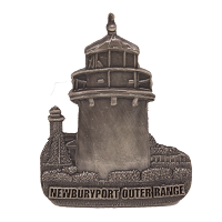 Newburyport Outer Range Lighthouse Pin