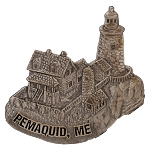 Pemaquid Point Lighthouse Pin