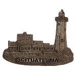 Scituate Lighthouse Pin