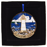 Little River Lighthouse Ornament