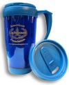 Travel Mug with ALF Classic Logo