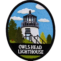 Owls Head Light Patch