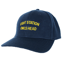 Owls Head Light Station Cap