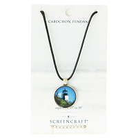 Owls Head Lighthouse Necklace