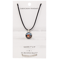 Rockland Breakwater Lighthouse Necklace (Small)
