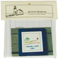 Lighthouse Counted Cross-stitch Kits - Marshall Point Light