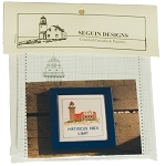 Lighthouse Counted Cross-stitch Kits - Matinicus Rock Light