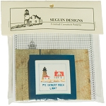 Lighthouse Counted Cross-stitch Kits - Mount Desert Rock Light