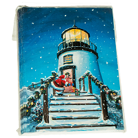 Owls Head Lighthouse Christmas Cards