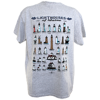 Maine Lighthouse Tee