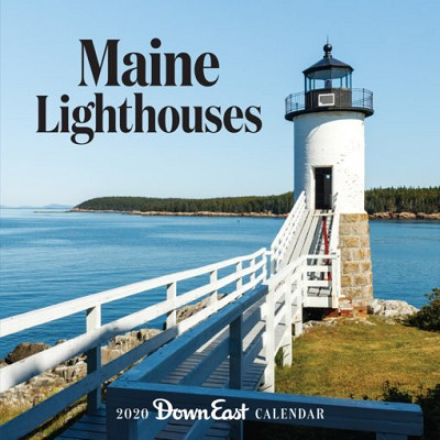 Lighthouses of Maine 2020 Calendar