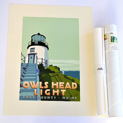 Owls Head Lighthouse <br>18