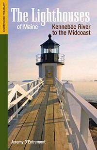 Lighthouses of Maine - Kennebec River to the Midcoast