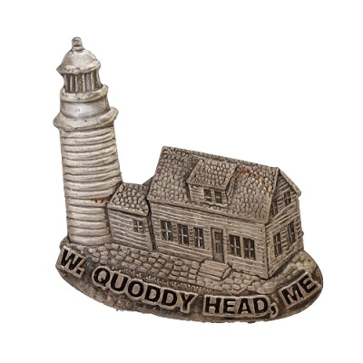 West Quoddy Head Lighthouse Pin