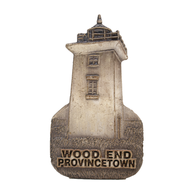 Wood End Lighthouse Pin