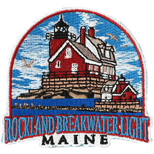 Rockland Breakwater Lighthouse Patch