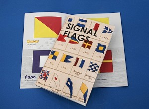Signal Flags Book