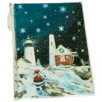 Pemaquid Point Lighthouse Christmas Cards